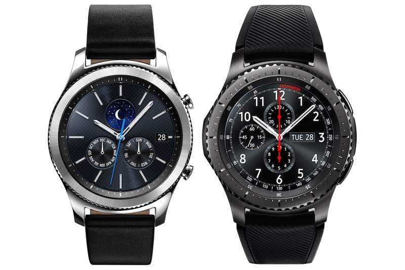 Samsung All Set To launch Gear S3 Variants In India