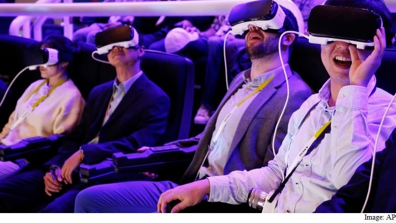 Virtual Reality Seeks Momentum at CES Gadget Gala