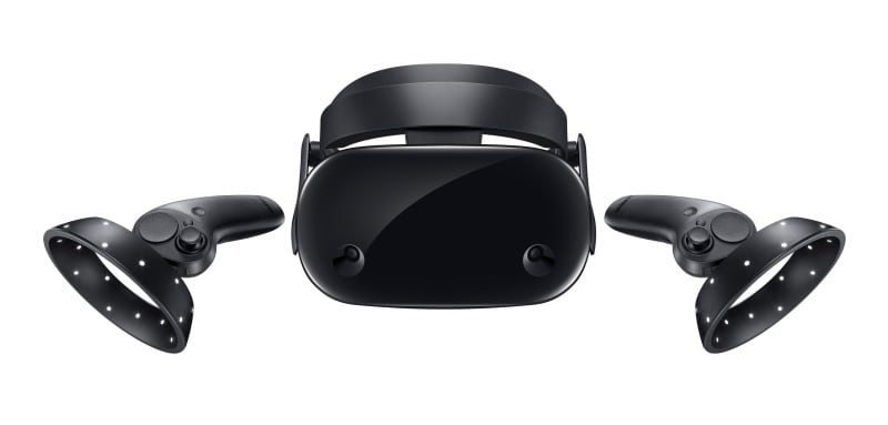 samsung hmd odyssey windows 10 mixed reality headset first impressions
