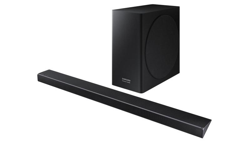 Samsung HW-Q70R, HW-Q60R Soundbars with Adaptive Sound Feature Unveiled