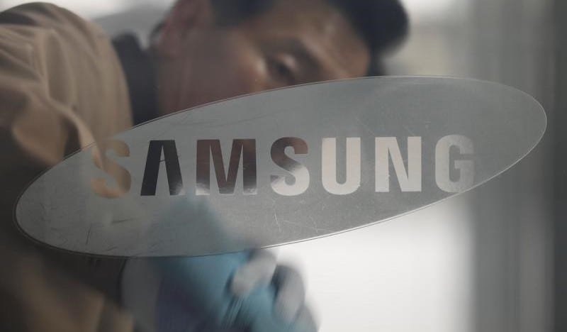 Samsung Posts Biggest Quarterly Net Profit Since 2013 on Chip Sales