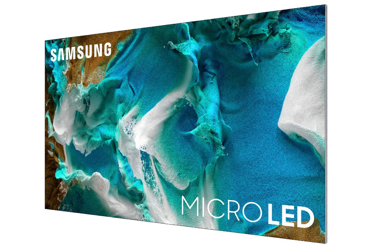 samsung microled tv 2021 Samsung MicroLED TV