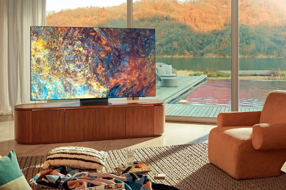 Samsung develops new Solar Charging Eco Remote for its latest TVs