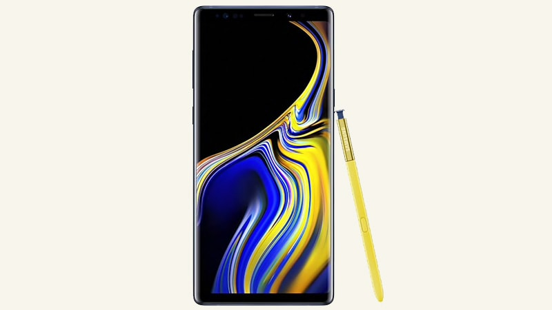 Samsung Galaxy Note 10 Rumoured to Ditch Physical Buttons in Favour of Force-Touch