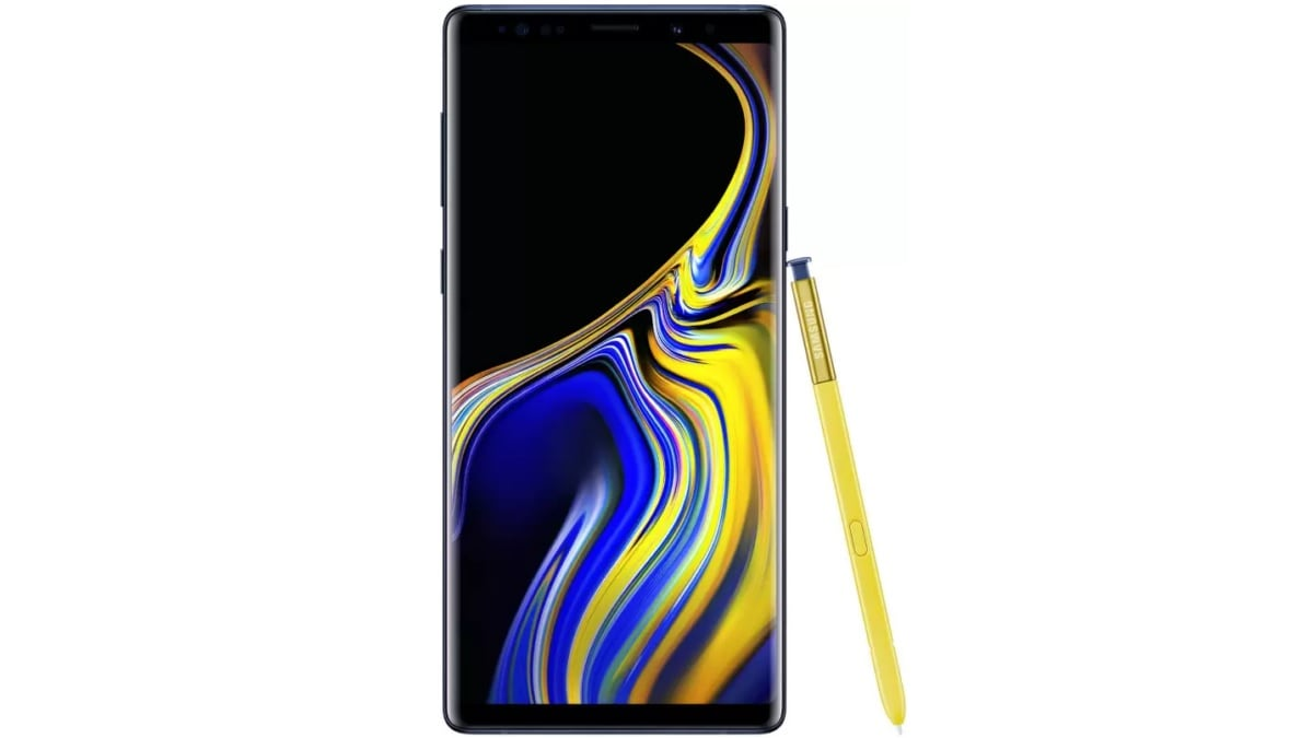 Samsung Working on One UI 2.1 Update for Galaxy Note 9