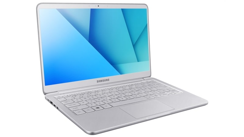 Samsung Notebook 9 Laptops Refreshed With Lightweight Design, Intel 'Kaby Lake' Processors