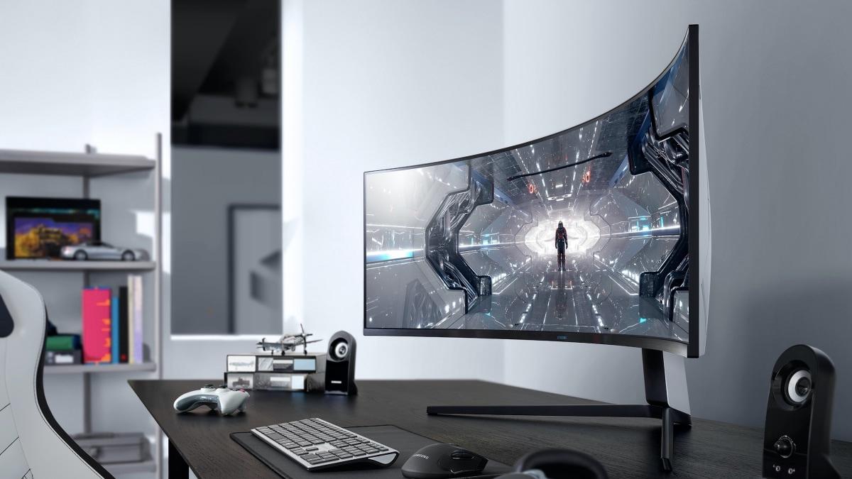 samsung odyssey g9 monitor main Samsung