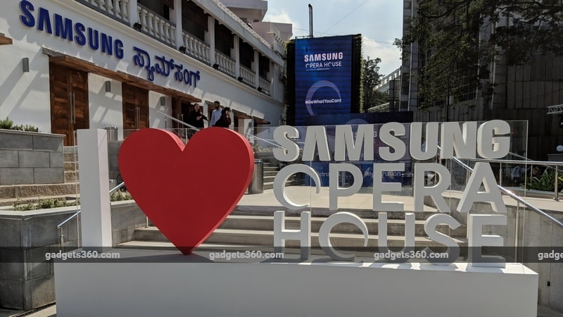Samsung Opens 'Largest Mobile Experience Centre in the World', in Bengaluru