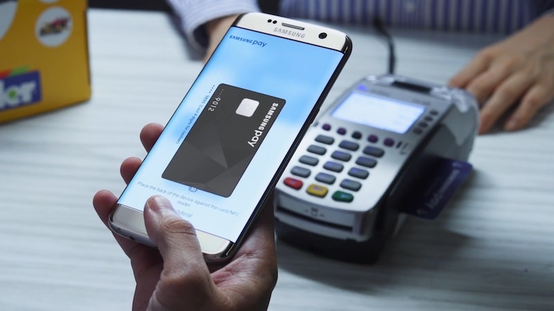 Samsung Is Looking to Bring Its Payment Service to Rivals' Smartphones