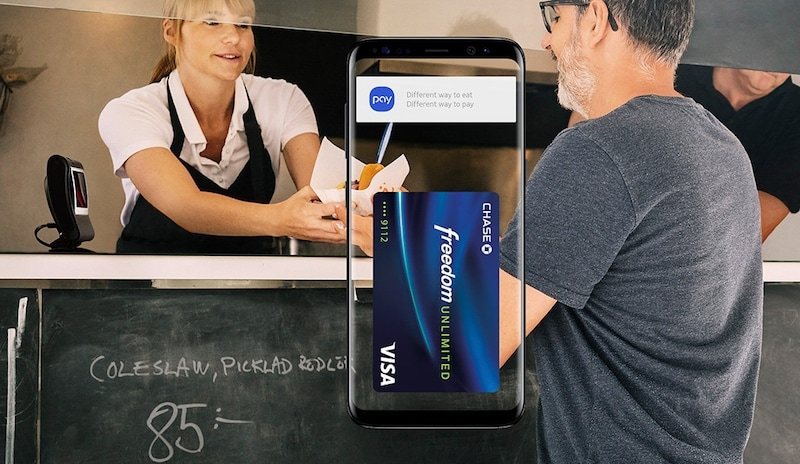 Samsung Pay On Non-Samsung Phones Remains A Possibility