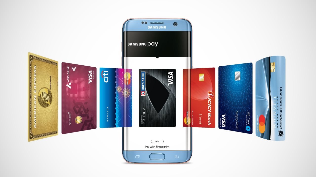 Samsung Pay Is Here, and It Could Be the Best Reason to Get the Galaxy S8