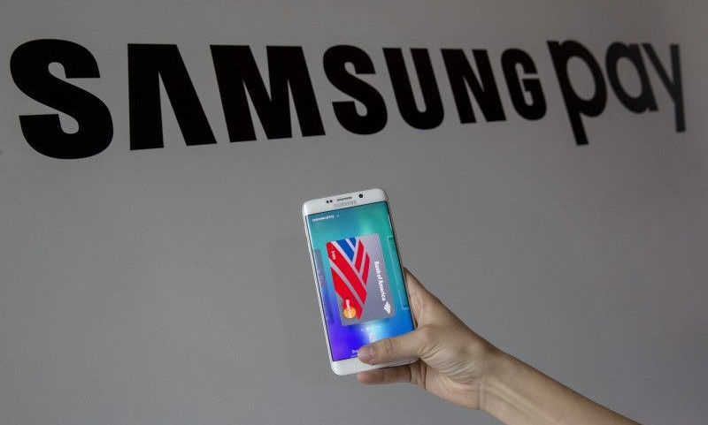 Samsung Pay to Reportedly Launch With American Express in India