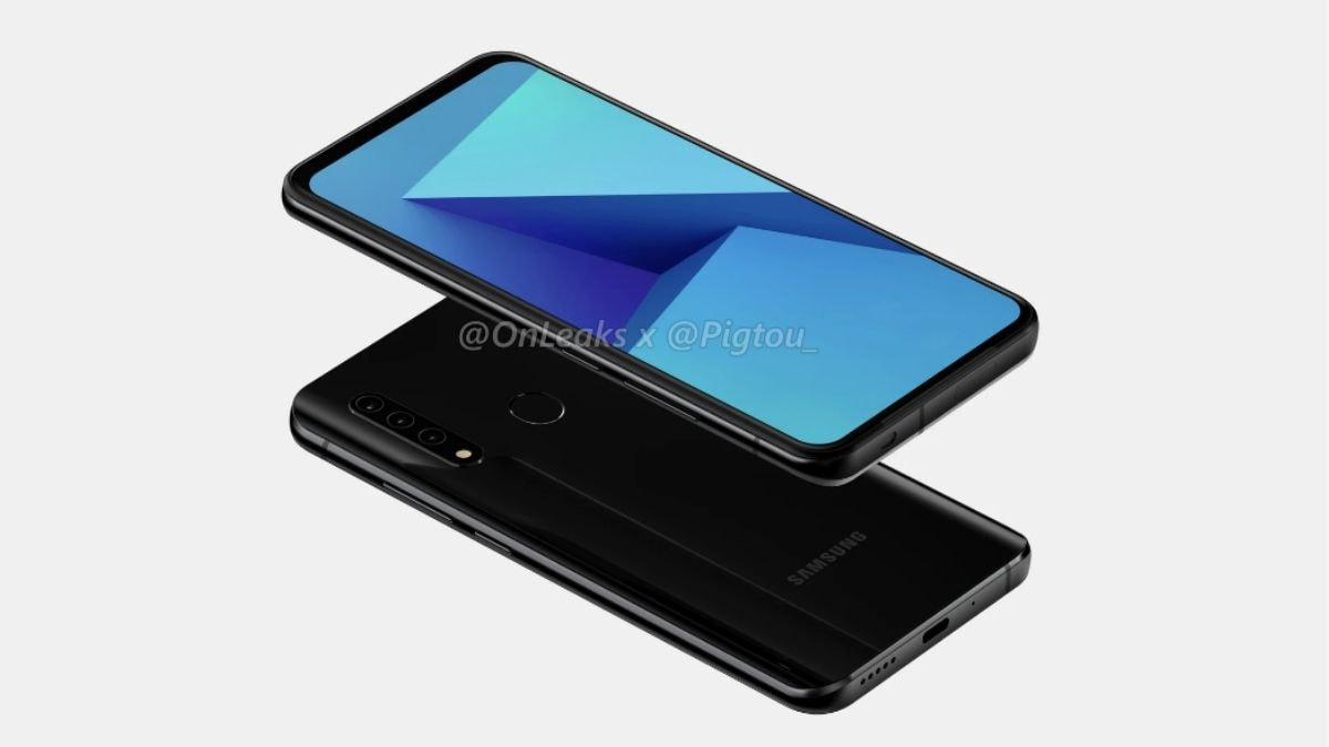 samsung phone popupcamera front onleaks samsung