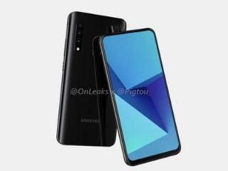 Samsung ला सकती है पॉप-अप सेल्फी कैमरे वाला स्मार्टफोन