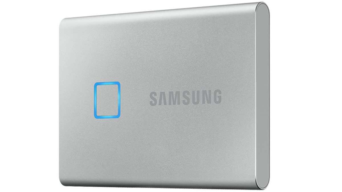 samsung portable ssd t7 touch body Samsung Portable SSD T7 Touch