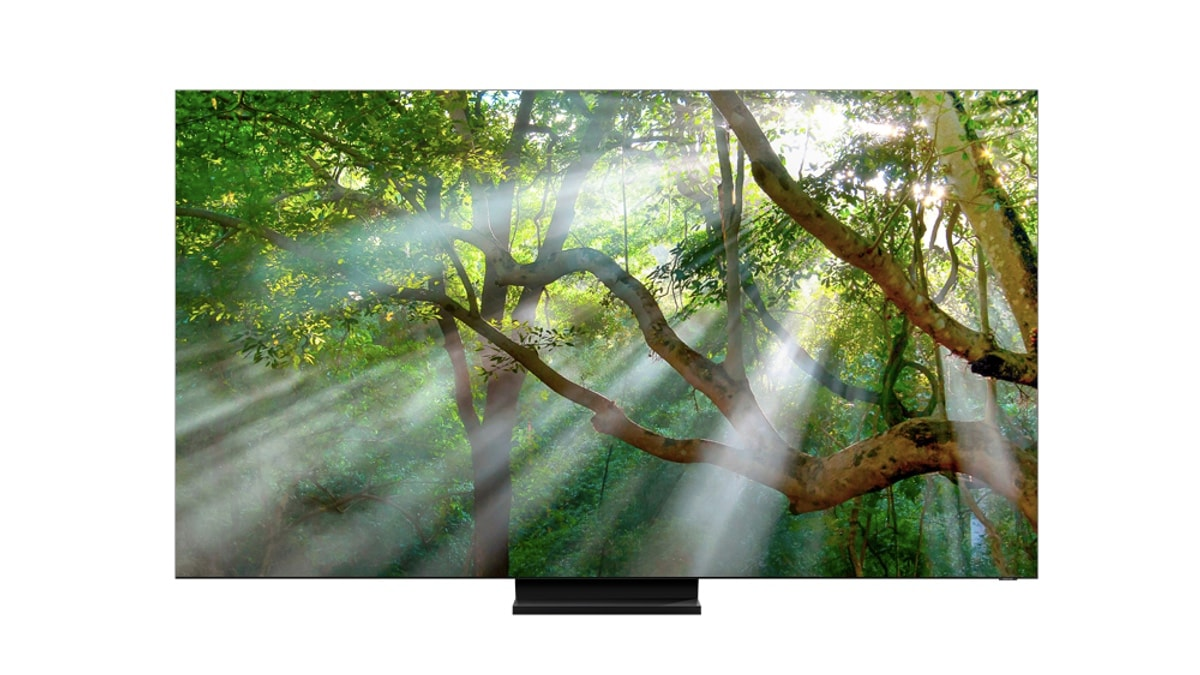 Samsung at CES 2020: Bezel-Less Q950TS TV, New Odyssey Gaming Monitors Launched