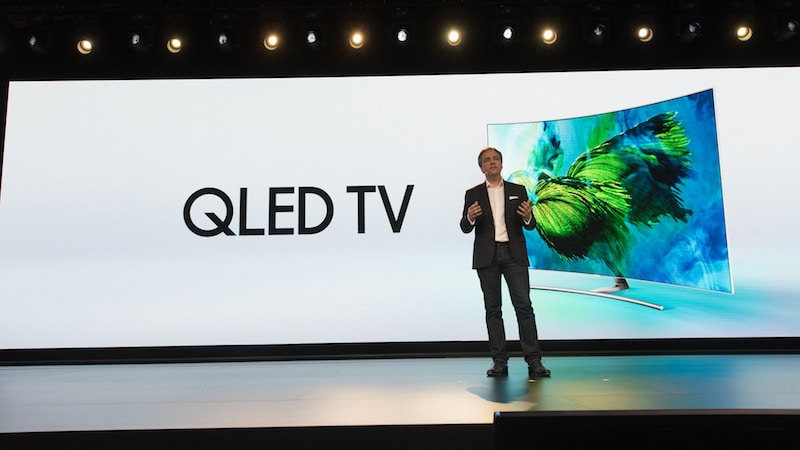 Samsung Bets Big on QLED With Launch of New Range of TVs