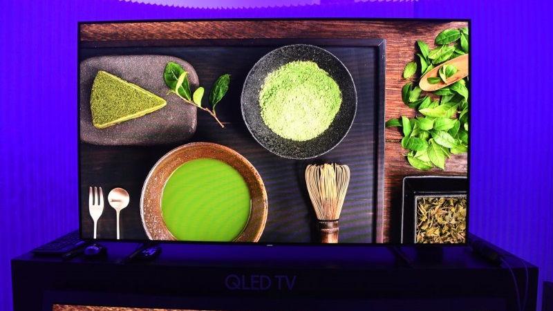 samsung qled tv story Samsung QLED