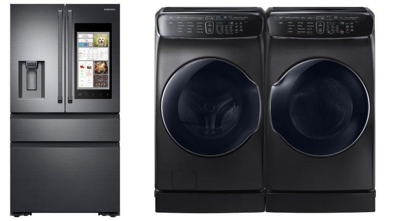 Shhh, Your Washing Machine Might Overhear You