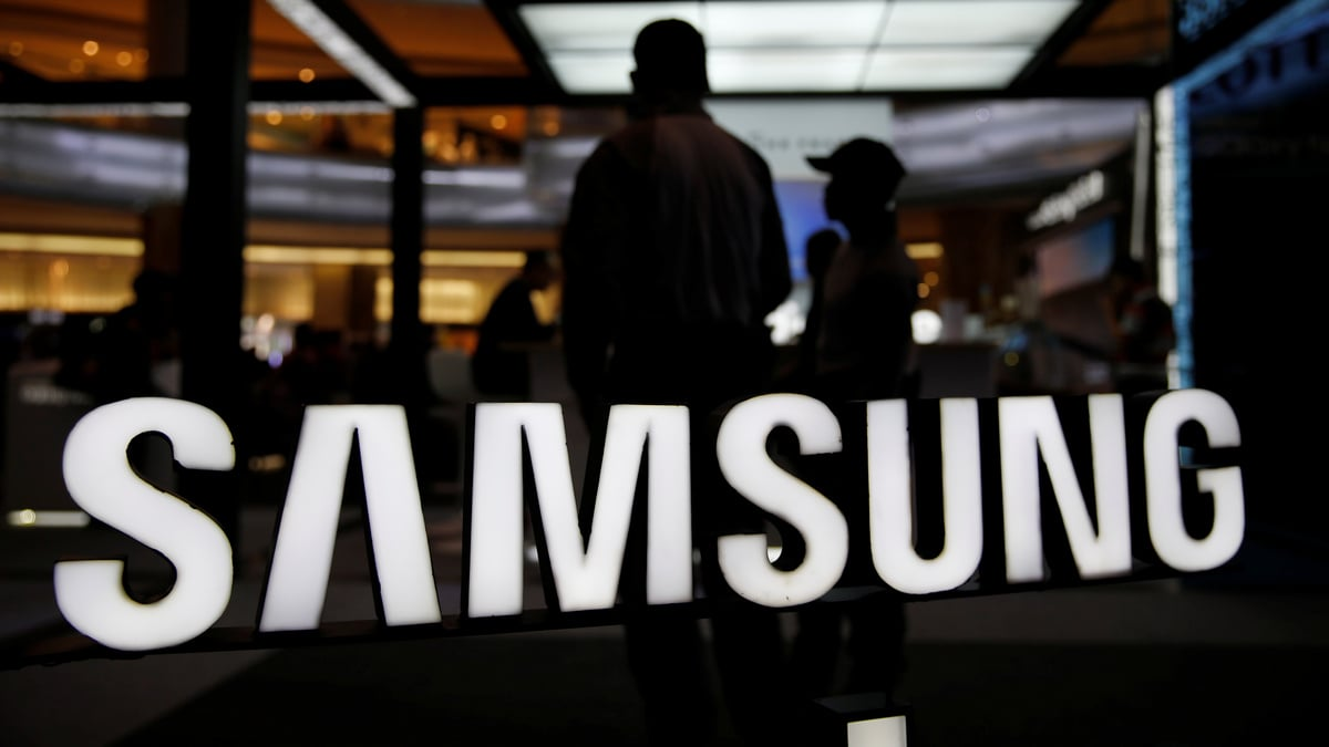 Samsung Electronics says Q4 net profit slumps 38 percent