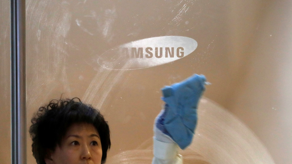 Samsung's Q3 Profit Down 56% From Last Year