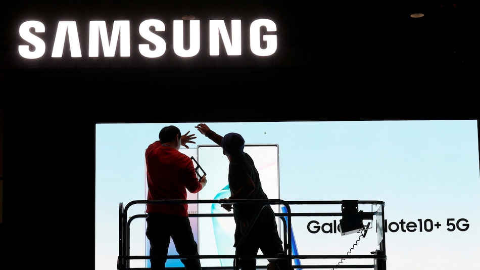 Samsung Confirms Coronavirus Case at Phone Factory Complex in South Korea