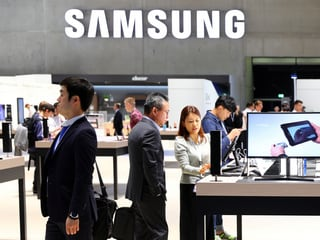 Samsung May Benefit From Huawei's Plight in Ongoing Trade War, Fitch Ratings Says