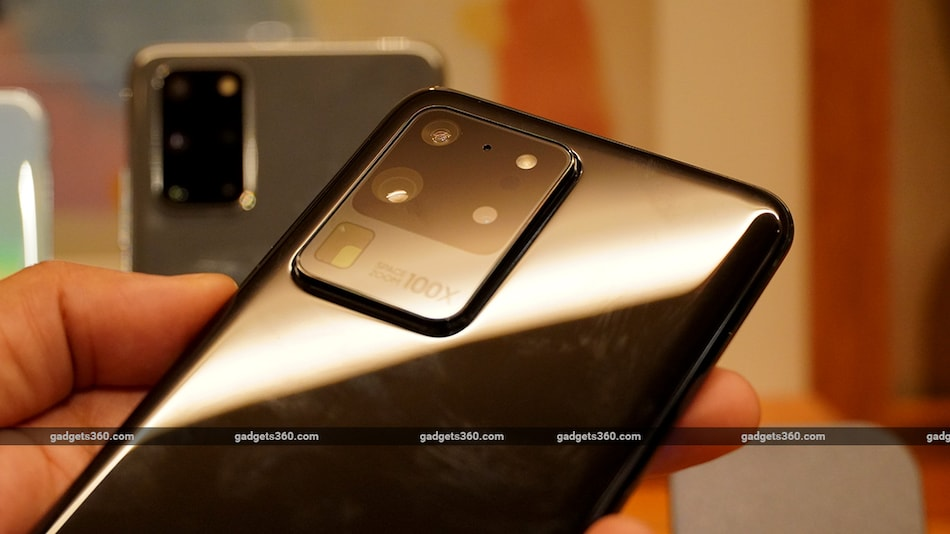 Samsung Galaxy S20 Ultra Update Promised, Said to Improve Camera Performance