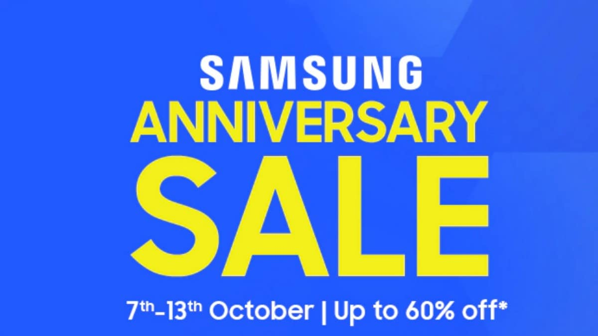 Samsung Anniversary Sale: Samsung Galaxy S9, Galaxy Note 9, and More Get Discounts, Offers