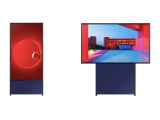 Samsung Sero 'Vertical' TV Announced, Can Be Used in Portrait Mode