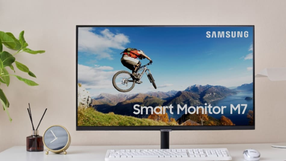 Samsung Smart Monitor With Mobile and PC Connectivity Launched: All You Need to Know