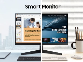 Samsung Smart Monitor M5, Smart Monitor M7 Gets Two New Size Variants