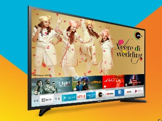 Samsung 55-Inch The Frame TV, Smart 7-in-1 TV Range Launched in India