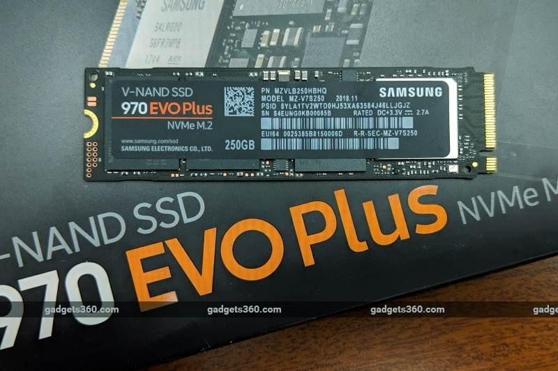 Samsung SSD 970 Evo Plus Review