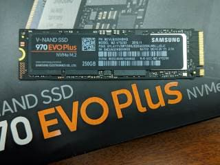 Samsung SSD 970 Evo Plus Review