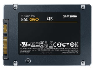 Samsung 860 QVO Affordable Multi-Terabyte Storage SSD Launched