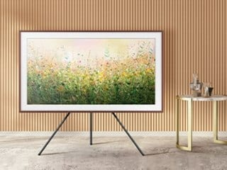 Samsung's The Frame TV 2021 With Customisable Bezels, 4K QLED Display Launched in India in 4 Screen Sizes