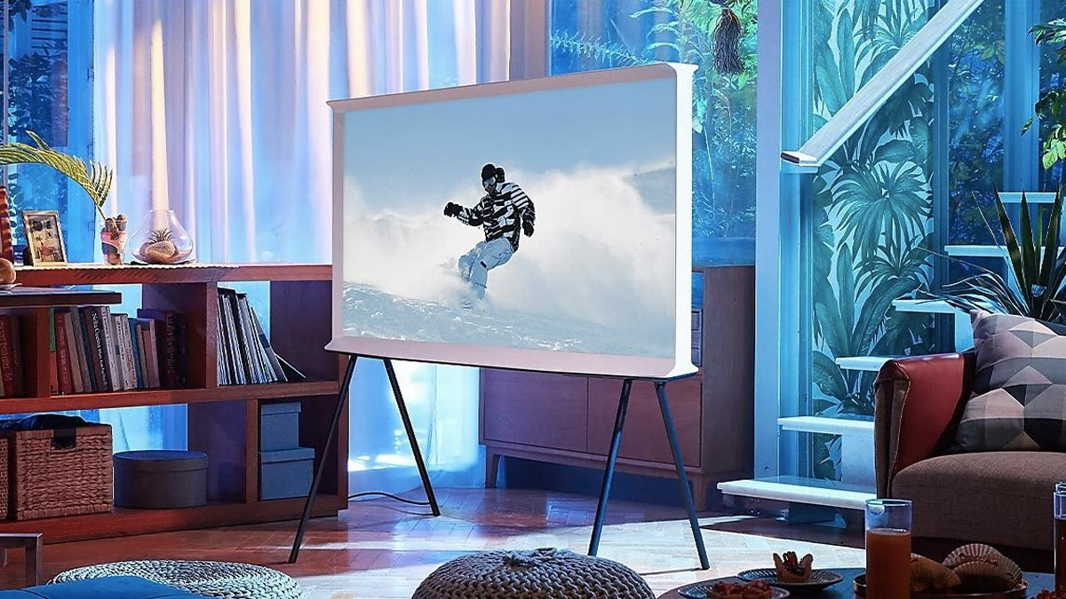 Samsung Brings The Serif and New 8K QLED TVs to India