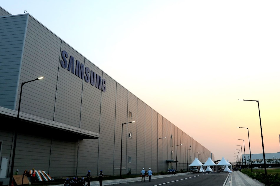 Samsung to Get Incentives for Setting Up Display Factory in Uttar Pradesh