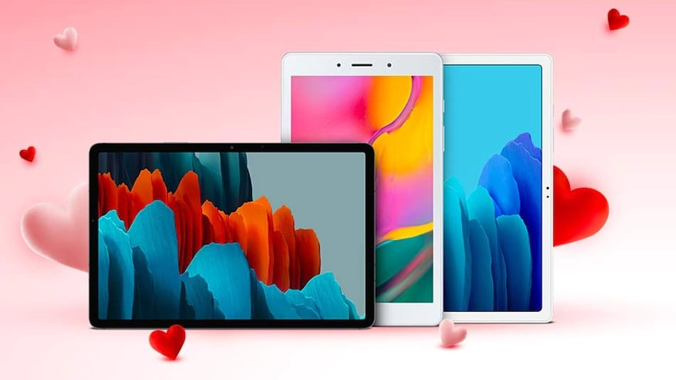 Samsung Days Sale: Offers on Smartphones, Tablets for Valentine's Week Till February 15