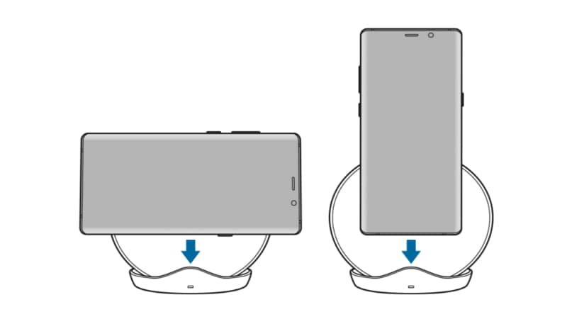 Samsung Galaxy S9, Galaxy S9+ Wireless Charger Revealed in User Manual