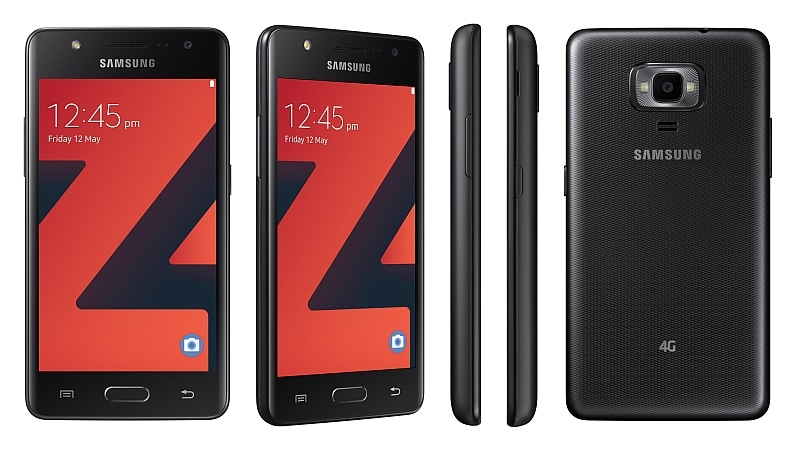 Samsung's Tizen-powered Z4 smartphone launched in India at Rs 5790