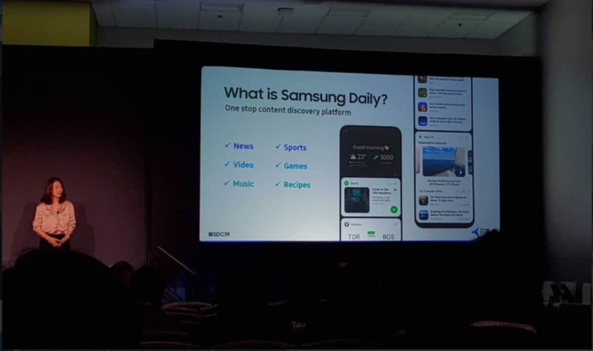 Samsung Daily Content Discovery Platform Replaces Bixby Home, Rollout Begins Next Month