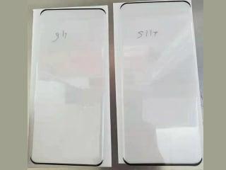 Samsung Galaxy S11, Galaxy S11+ Screen Protector Leak Tips Ultra-Slim Display Bezels