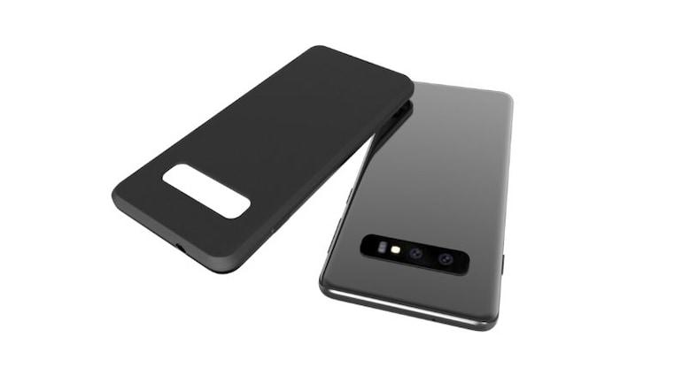 Samsung Galaxy S10 की तस्वीर लीक, दो रियर कैमरों की मिली झलक