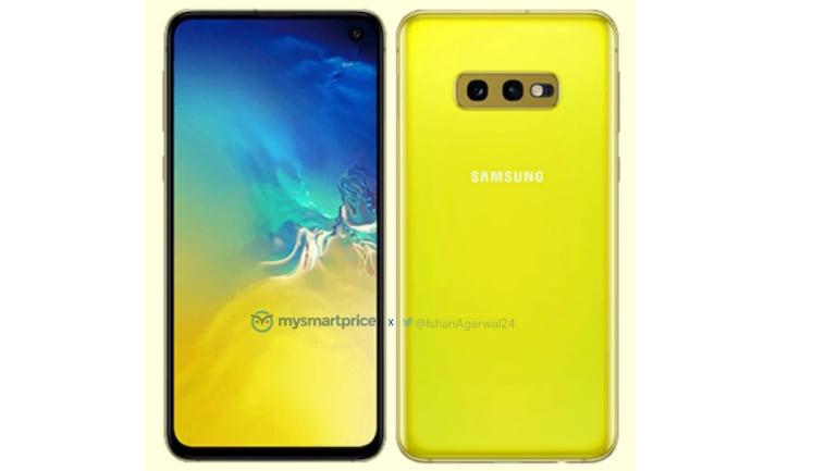 এটাই নতুন Samsung Galaxy S10e?
