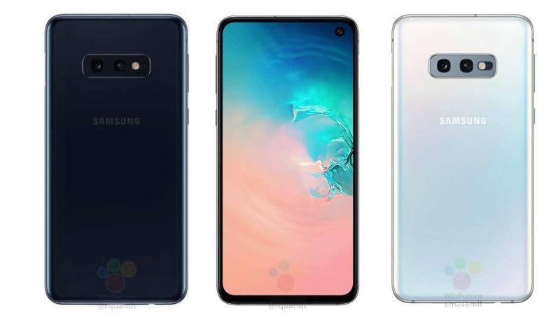 Samsung Galaxy S10E Leaked Photos Reveal Dual Camera Setup, Side-Mounted Fingerprint Sensor
