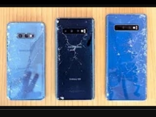 Samsung Galaxy S10 Series Seen to Fail Drop Test, Galaxy S10e Becomes Unusable After a Single Drop