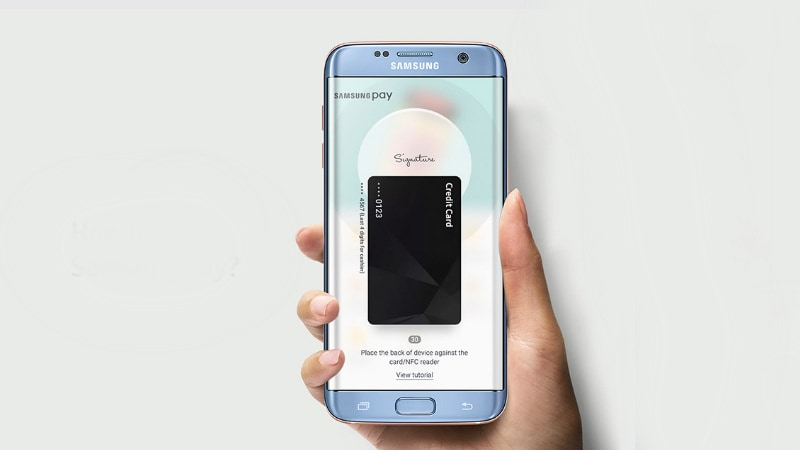 Samsung Pay Adds 1 Million Users in India in Over a Month