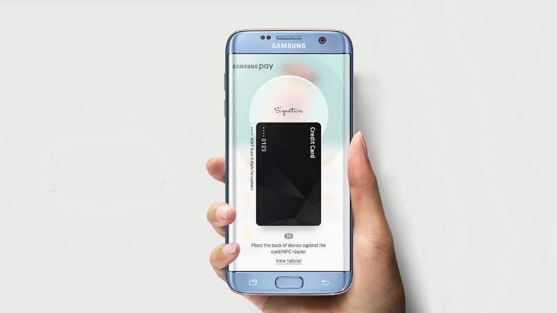 Samsung Pay के जरिए अब एसबीआई डेबिट कार्ड से भी कर सकते हैं भुगतान